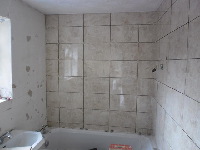 Bathroom Tiling Services Hull